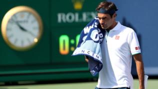 Tennis, Cincinnati: Federer eliminato agli ottavi da Rublev