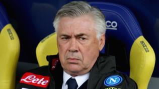Napoli, Ancelotti finalmente sul K2: ma i tifosi Real bloccano James