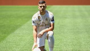 Inter, per l'attaccante da affiancare a Lukakula soluzione potrebbe essere Jovic