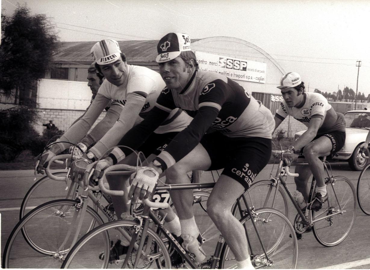 Il ciclismo piange la scomparsa di Felcie Gimondi, L'ex campione italiano è morto per un malore mentre faceva il bagno nelle acque di Giard...