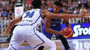 Basket, Torneo dell'Acropoli: troppa Grecia, Italia sconfitta 83-63