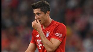 Bundesliga: Lewandowski-record non basta, Bayern Monaco bloccato dall'Hertha Berlino