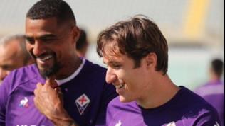 """Fiorentina, Boateng: """"Chiesa sarà il numero 1 al mondo. Ma si veste malissimo"""""""