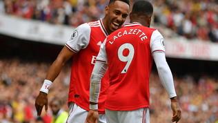 Premier: il Tottenham rimonta il City, Arsenal e Liverpool a punteggio pieno