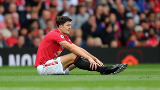 Manchester United, Maguire senza sponsor