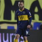 Boca Juniors, De Rossi con il numero 7 in Copa Libertadores