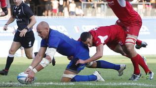 Rugby, Test Match: l'Italia strapazza la Russia 85-15