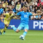 Ligue 1: rallenta ancora il Marsiglia, Nizza primo con il Lione, cadono in 10 Lilla e Monaco