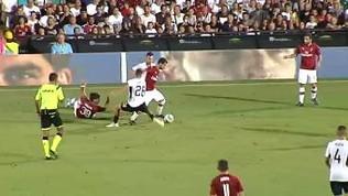 Cesena-Milan 0-0: gli highlights