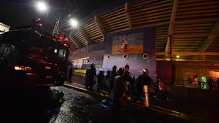 Tragico derby in Honduras