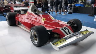 Cinque milioni per la Ferrari di Lauda