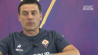 """Fiorentina, Montella: """"Brocchi? Scambio di opinioni"""""""