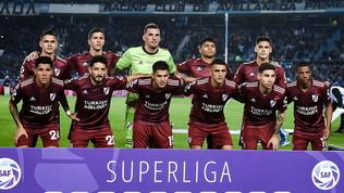 River Plate, 6-1 al Racing con la maglia dedicata al Torino
