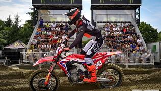 Motocross, Gajsersi prende la corona a Imola