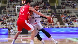 Basket, Torneo dell'Acropoli: l'Italia crolla nell'ultimo quarto e perde anche contro la Turchia