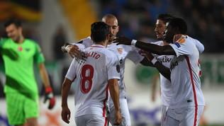 Liga: Simeone sorride con Morata, l'Atletico risponde al Real Madrid