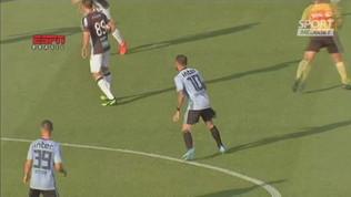 """E' subito Dani Alves""""show: gol vittoria al debutto in campionato"""