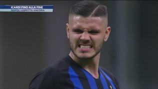 Inter, Icardi fino alla fine del mercato