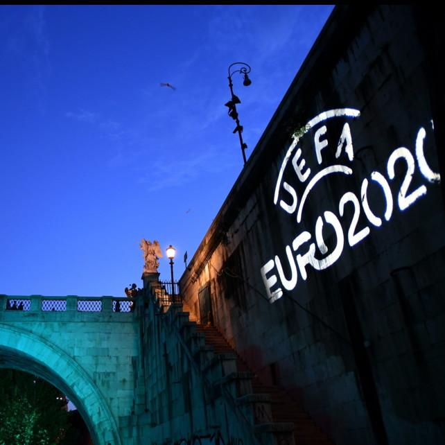 Roma prepara il vestito di gala per il via ad Euro 2020