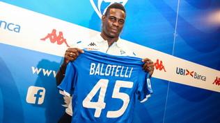 Brescia, ecco Balotelli