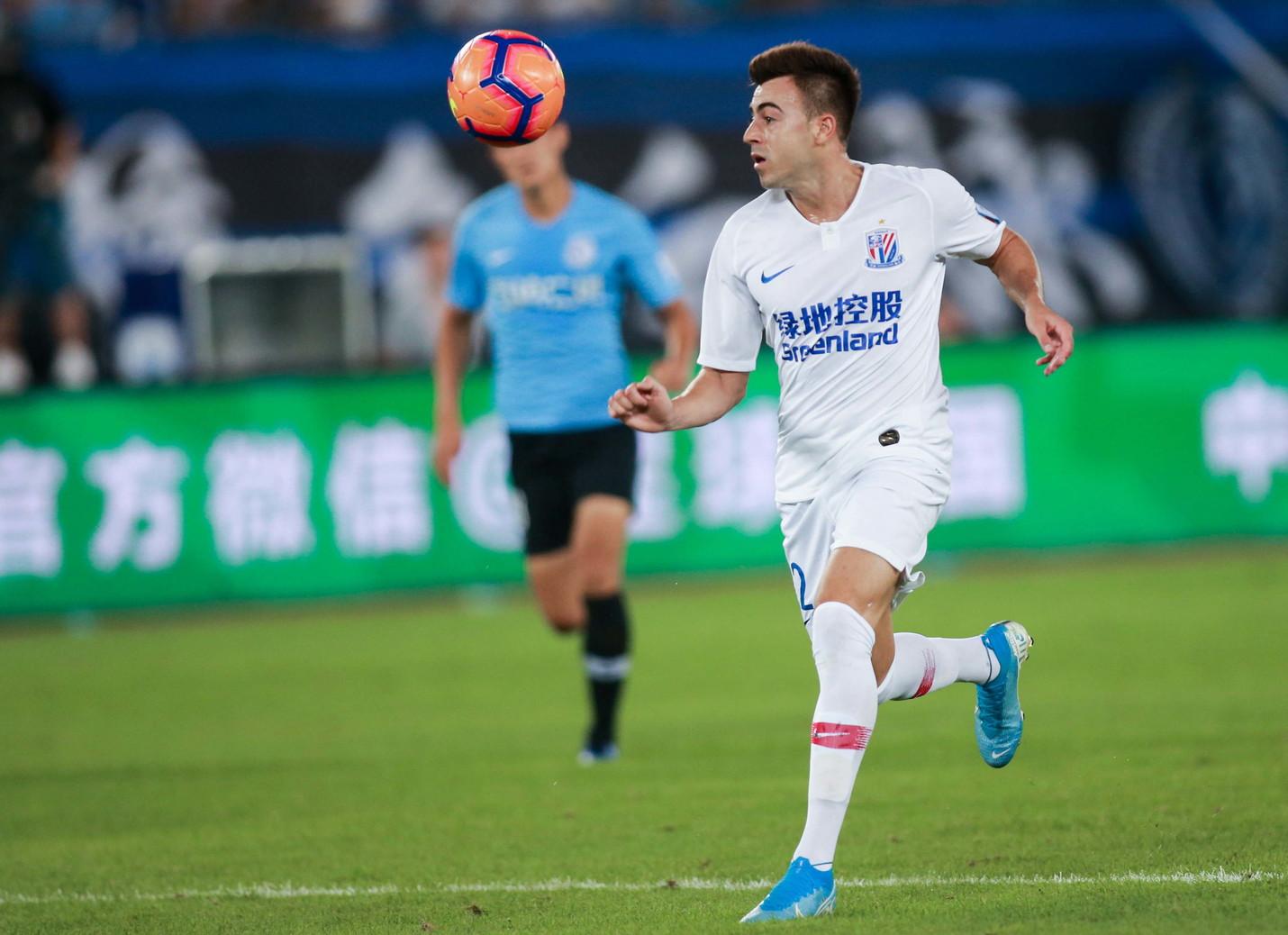 Shanghai Shenhua, El Shaarawy show: 2 gol e finale di Coppa | Foto -  Sportmediaset