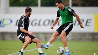 Sorriso Juventus: Ronaldo torna in gruppo
