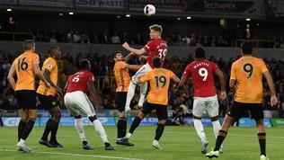 Pogba sbaglia un rigore: pari United con i Wolves