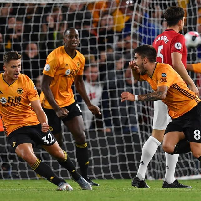 Premier League: Pogba tradisce lo United, il Wolverhampton strappa il pari