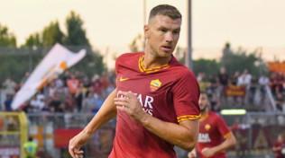 """Il ct della Bosnia: """"Dzeko più felice dopo il rinnovo con la Roma"""""""
