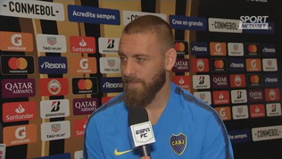 De Rossi, intervista in spagnolo (al top!)