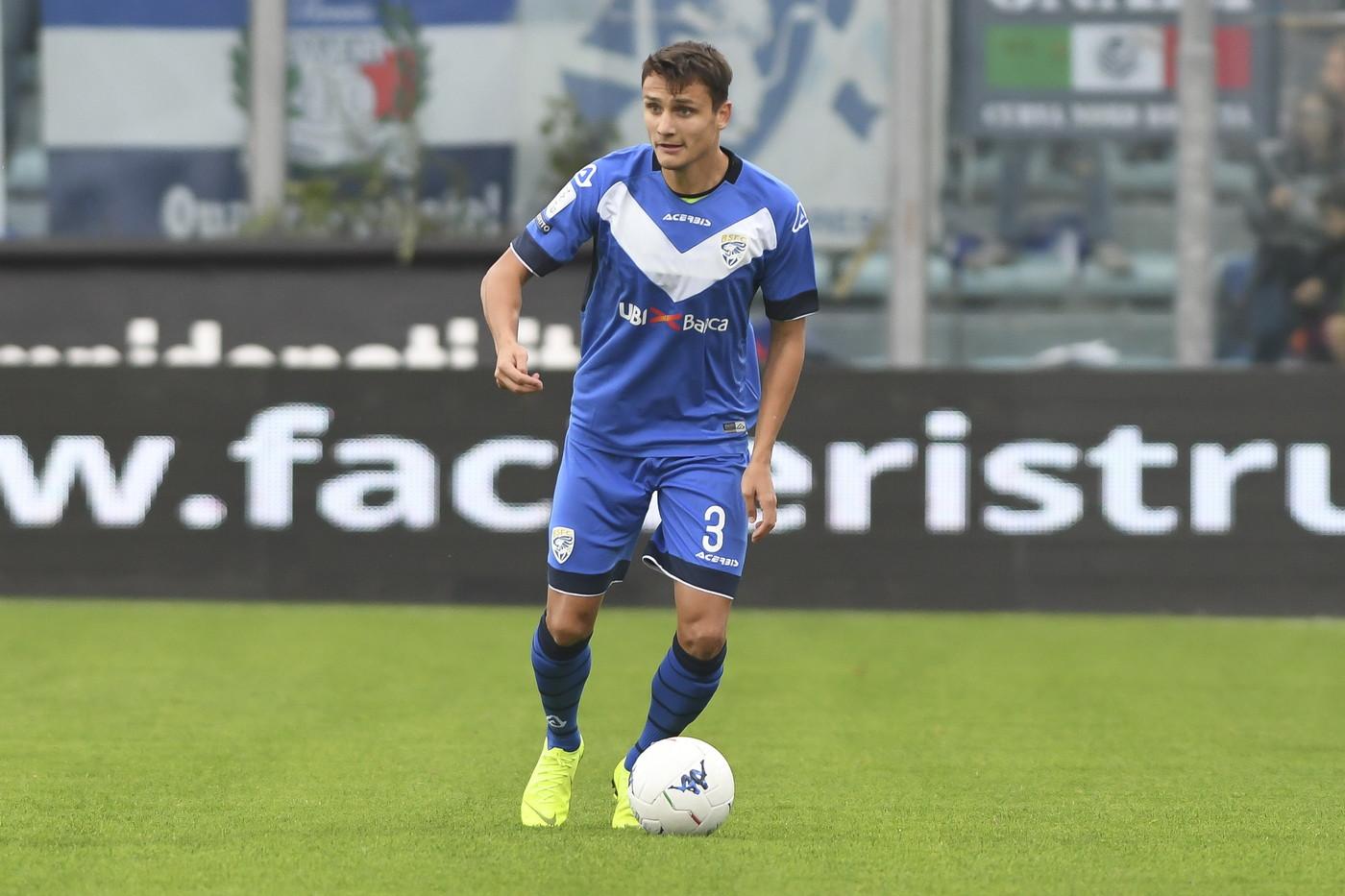 Mateju (Brescia) - Un turno rimediato in Serie B