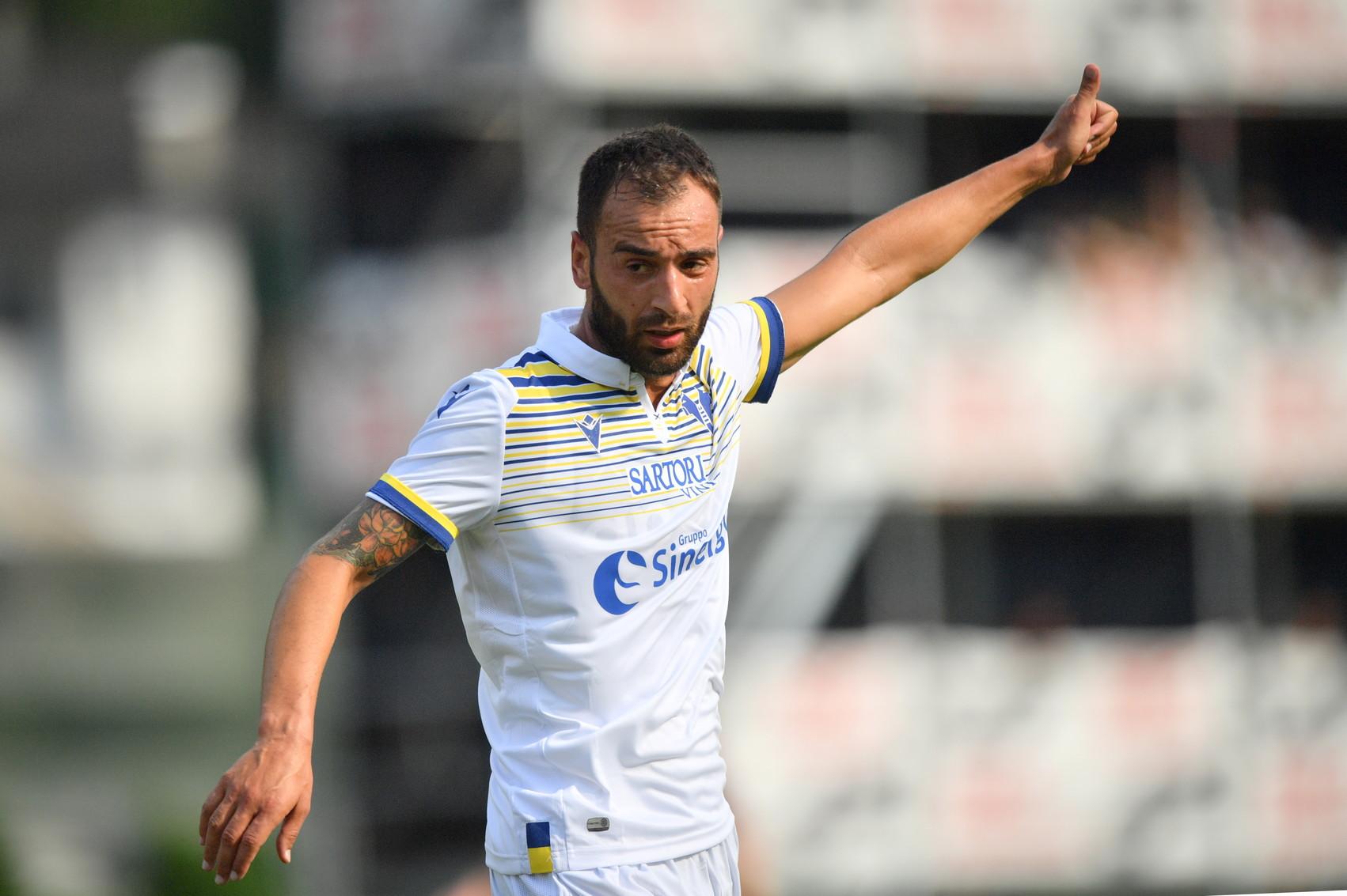 Vitale (Verona) - Un turno rimediato in Serie B