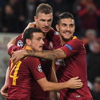 """Roma, Dzeko: """"Florenzi mi diceva: non vai da nessuna parte, ti do la fascia"""""""