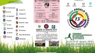 """Tra calcio e solidarietà: il """"Quarenghi"""" e la """"DreamCup Emiliano Mondonico"""" con il Congo ospite d'eccezione"""