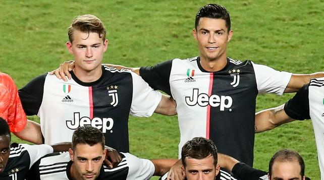 CR7 c'è, De Ligt in panchina | Lukaku con Lautaro | Milan, gioca Biglia | Napoli: Mertens