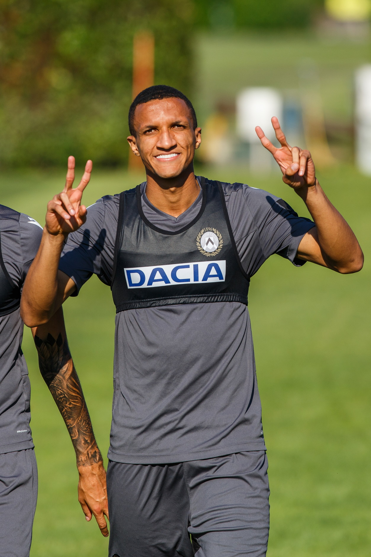 Rodrigo Becao, difensore dell'Udinese, arriva dal Cska Mosca