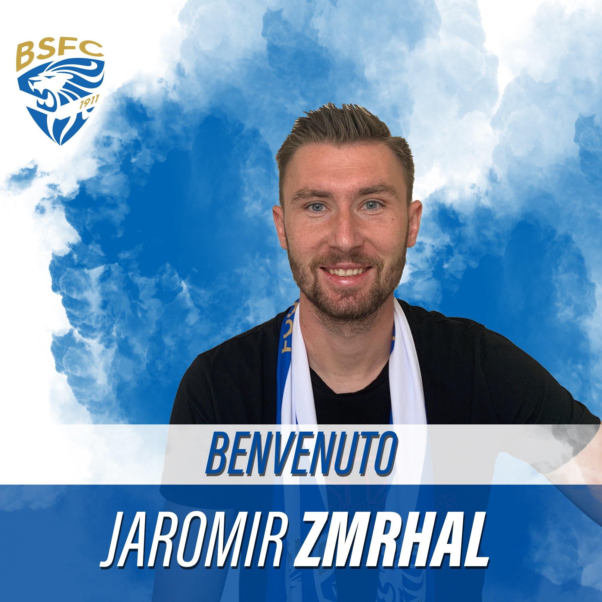 Jaromir Zmrhal, centrocampista del Brescia arrivato dallo Slavia Praga