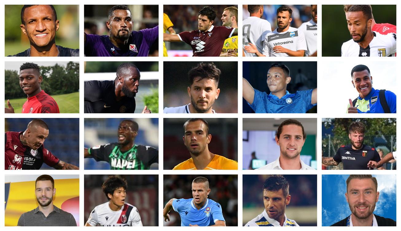 Tutti i volti nuovi della Serie A