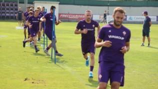 """Fiorentina, Ribery: """"Spero di arrivare tra le prime tre in campionato"""""""