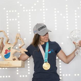 Cortina 2021: Sofia Goggiaè la nuova ambassador