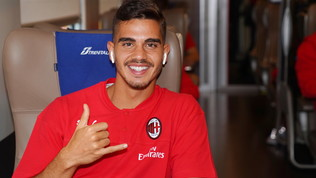 La scelta di Andrè Silva: Milan o Sporting Lisbona
