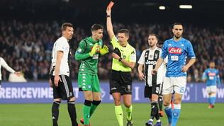 Serie A 2019-20, nuove regole: gli arbitri fischieranno così