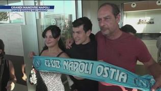 Napoli, grandi manovre: dopo Lozano caccia a James
