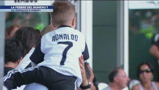 Ronaldo, Ribery e compagnia: la febbre del numero 7