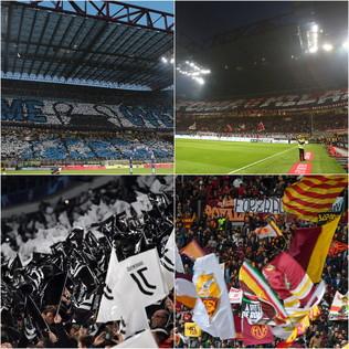 Abbonamenti Serie A: trionfo Inter davanti a Milan e Juve. Male il Napoli
