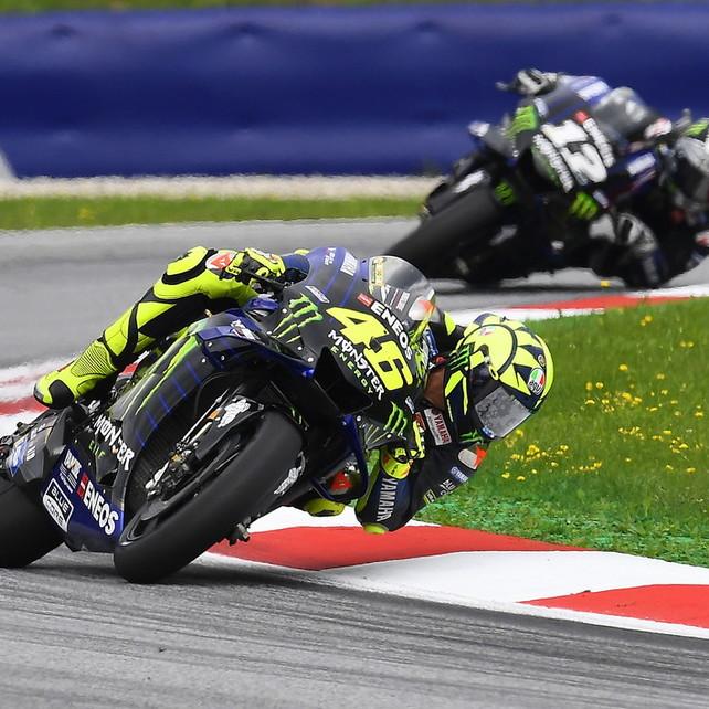 """MotoGP, Valentino Rossi: """"In Ducati pensai al ritiro, ora siamo in crescita"""""""