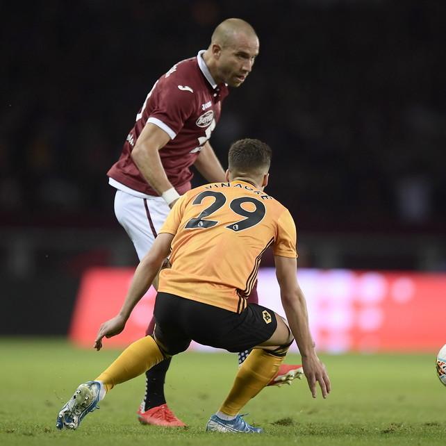 Torino-Wolverhampton 0-1 LIVE: testa vincente di Saiss