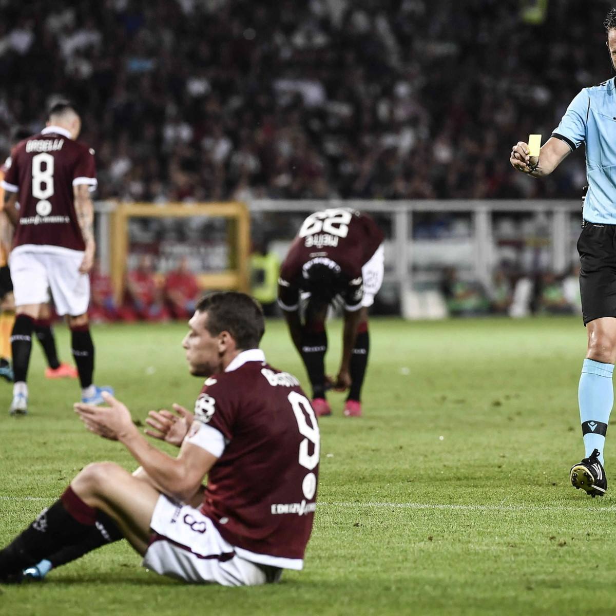Europa League, Torino-Wolverhampton2-3: le foto del match
