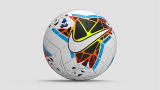 Presentato il nuovo pallone della Serie A