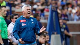 """Napoli, Ancelotti: """"Icardi? Vicenda che non mi interessa"""""""